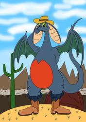 Irwin Dragon Cowboy