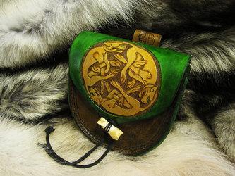 Triskele Hounds Bag