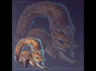 Aywas: Sleepy Squirrel