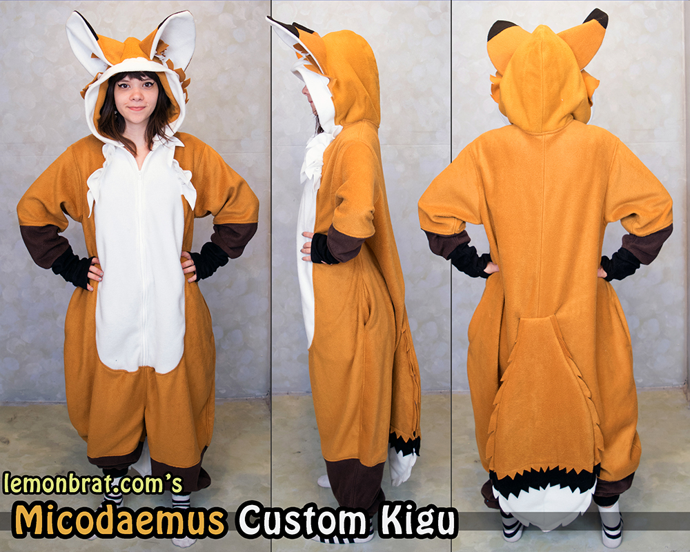 Micodaemus Custom Kigu