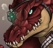 Steampunk Alligator