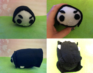 Harry Potter Serverus Snape Stacking Tsum Plush For Sale