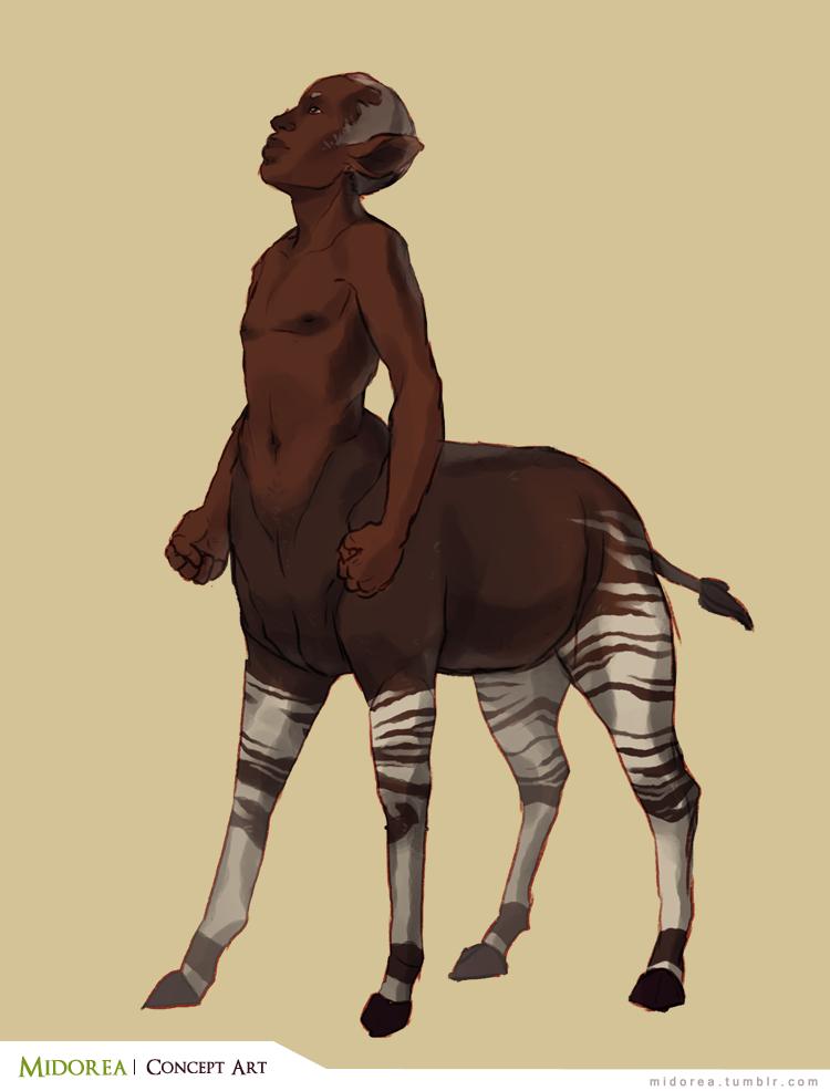 Cyphirian Centaur