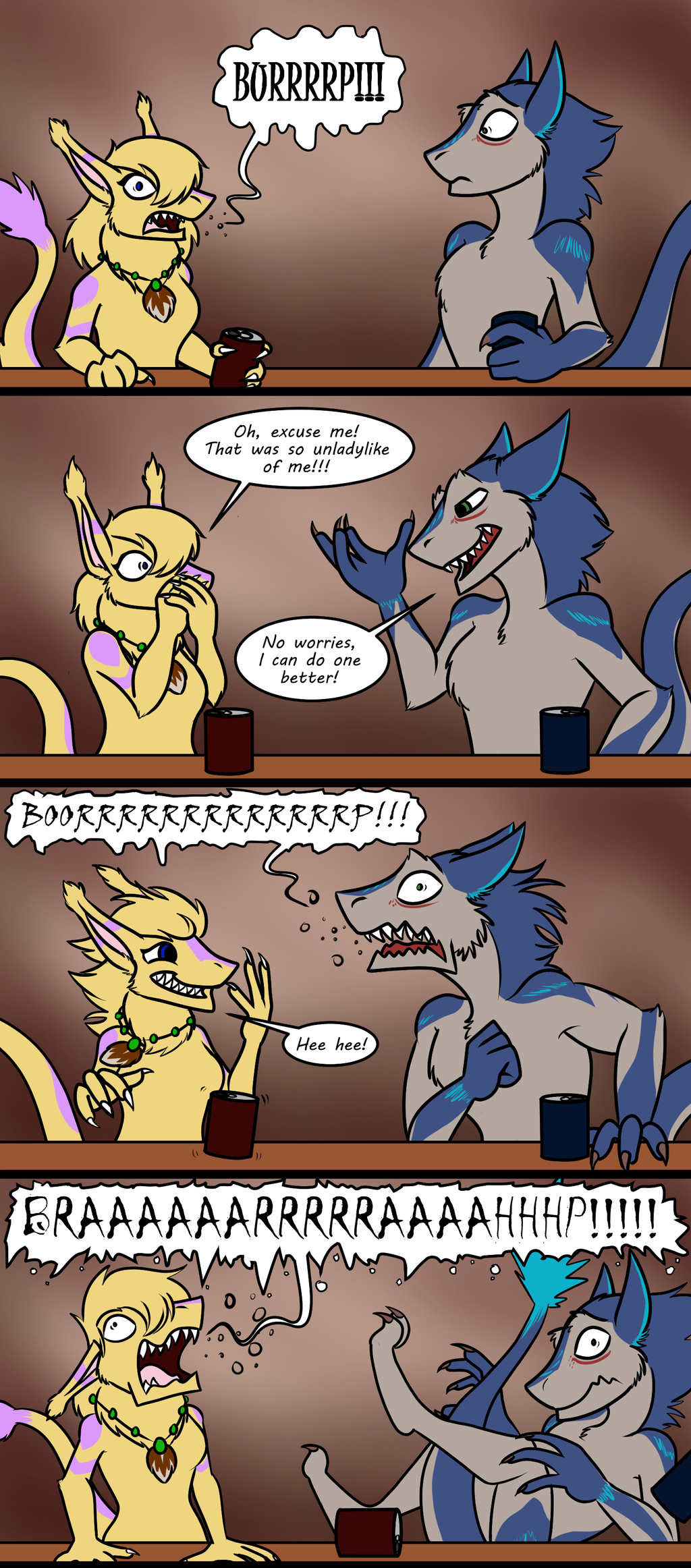 Cheese Mating Calls - By DourDoofus