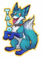 Talo Badge