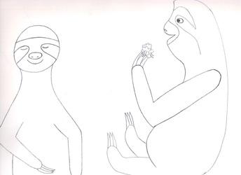 Sloths wip