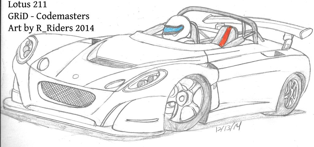 Most recent image: Lotus 211