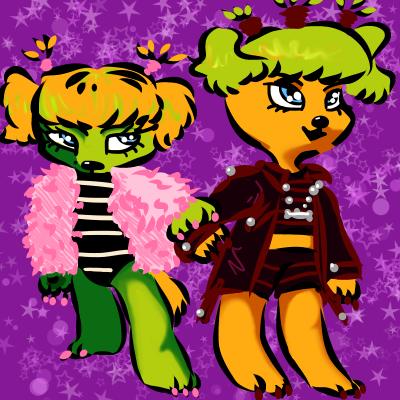 Most recent image: Bratz Furries