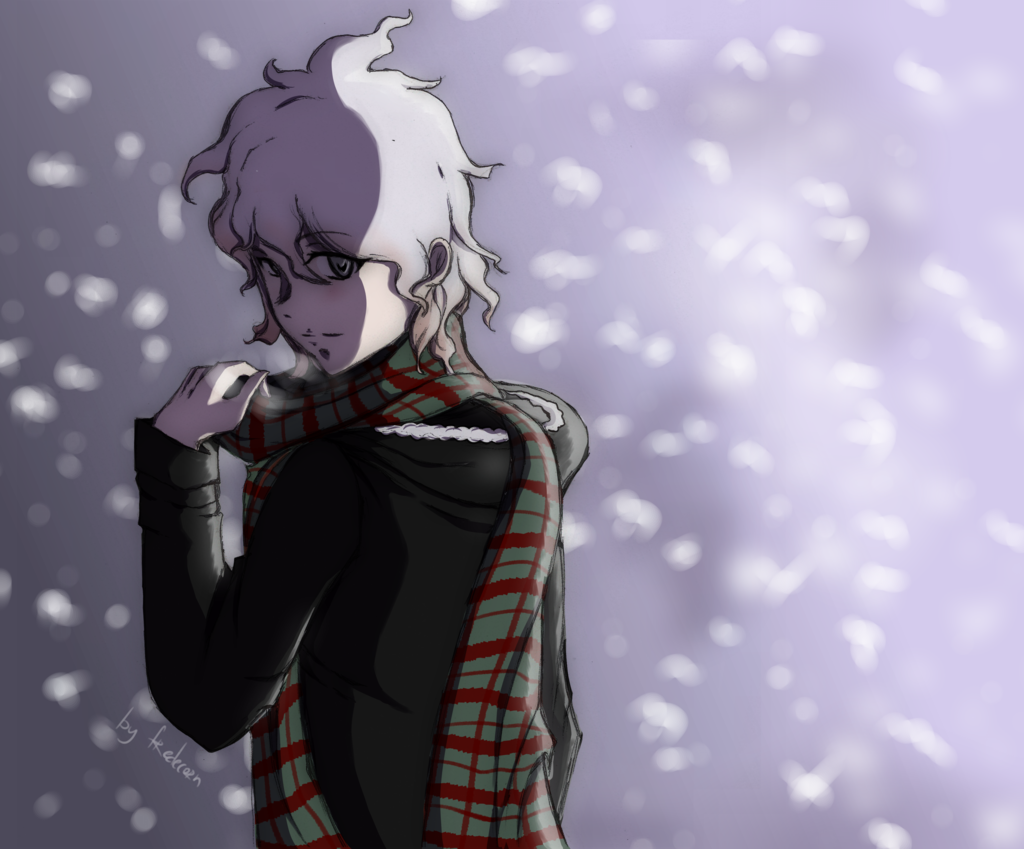 Komaeda Nagito - Winter Day