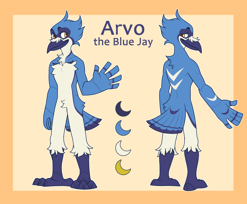 Most recent image: New Ref Sheet!