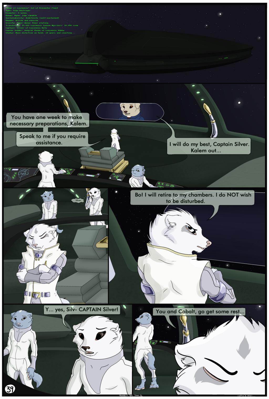 Most recent image: Project D.E -Comic Part 1- (Page 39)