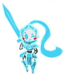 Knight Chibi