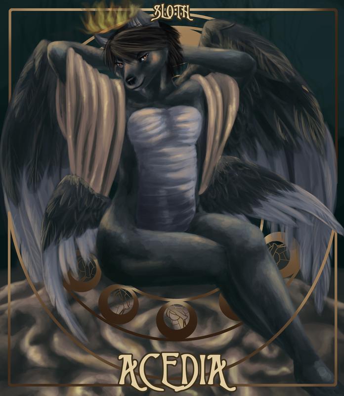 Seven Deadly Sins: Sloth