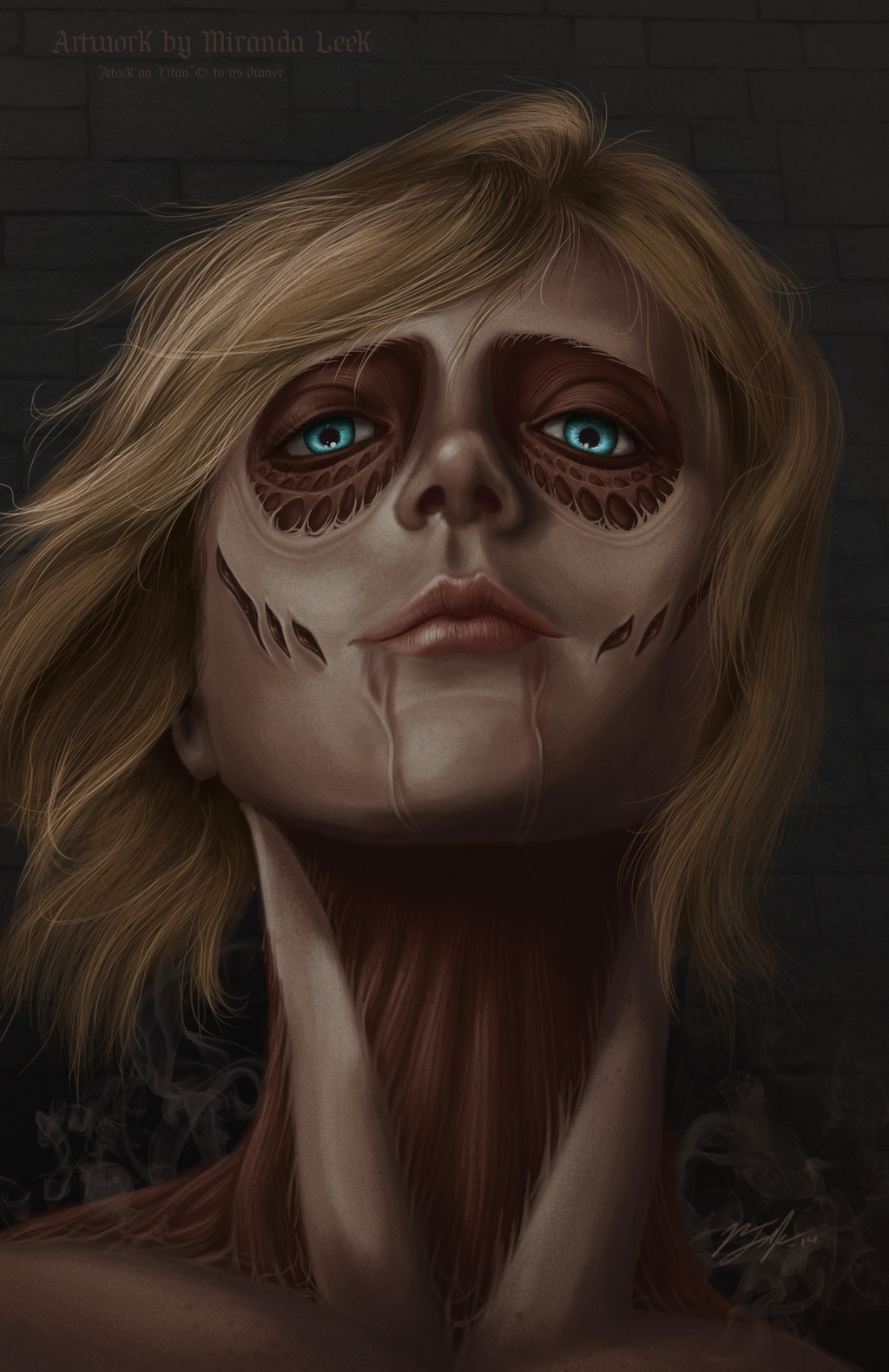 The Female Titan