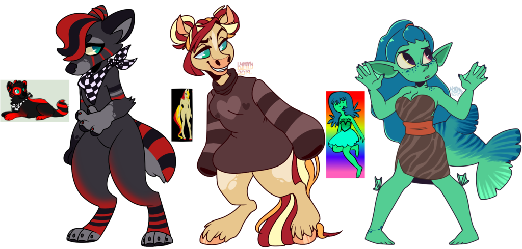 Adoptable Redesigns 3/3 OPEN