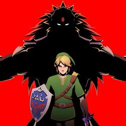 T-Shirt Design - The Legend of Zelda