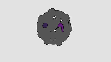 Poison/Dark Koffing