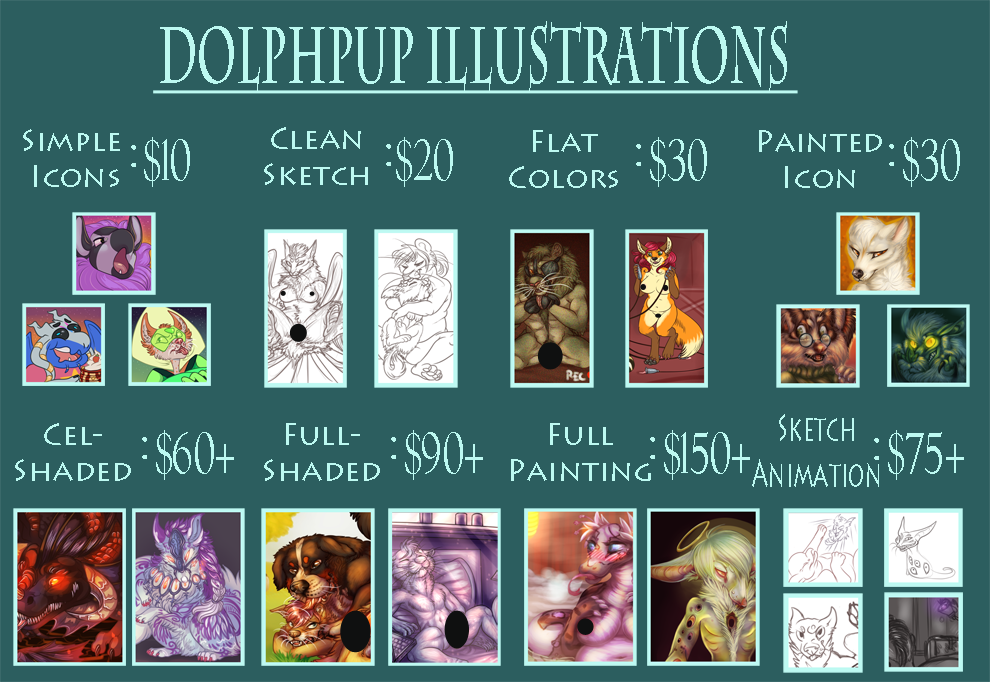 🎉Commissions Are: OPEN!🎉