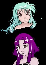 Tenchi's Daughters
