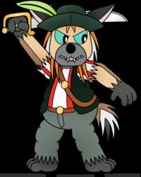 Buck the Pirate