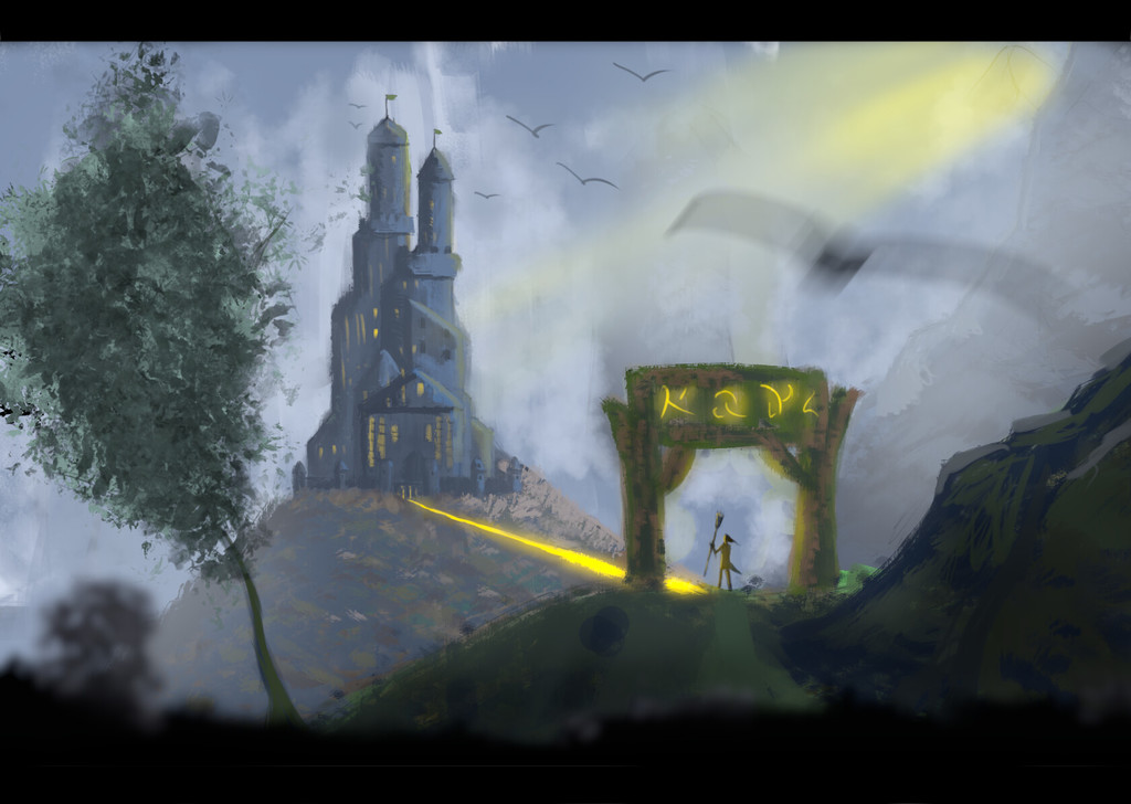 New project environment concept