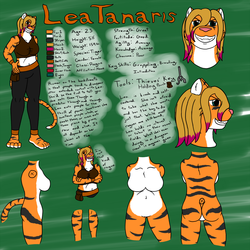 Lea Reference Sheet