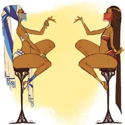 The Desert Princesses