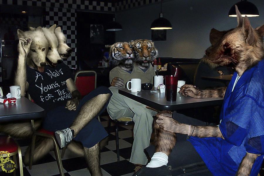 Cerberus Cafe