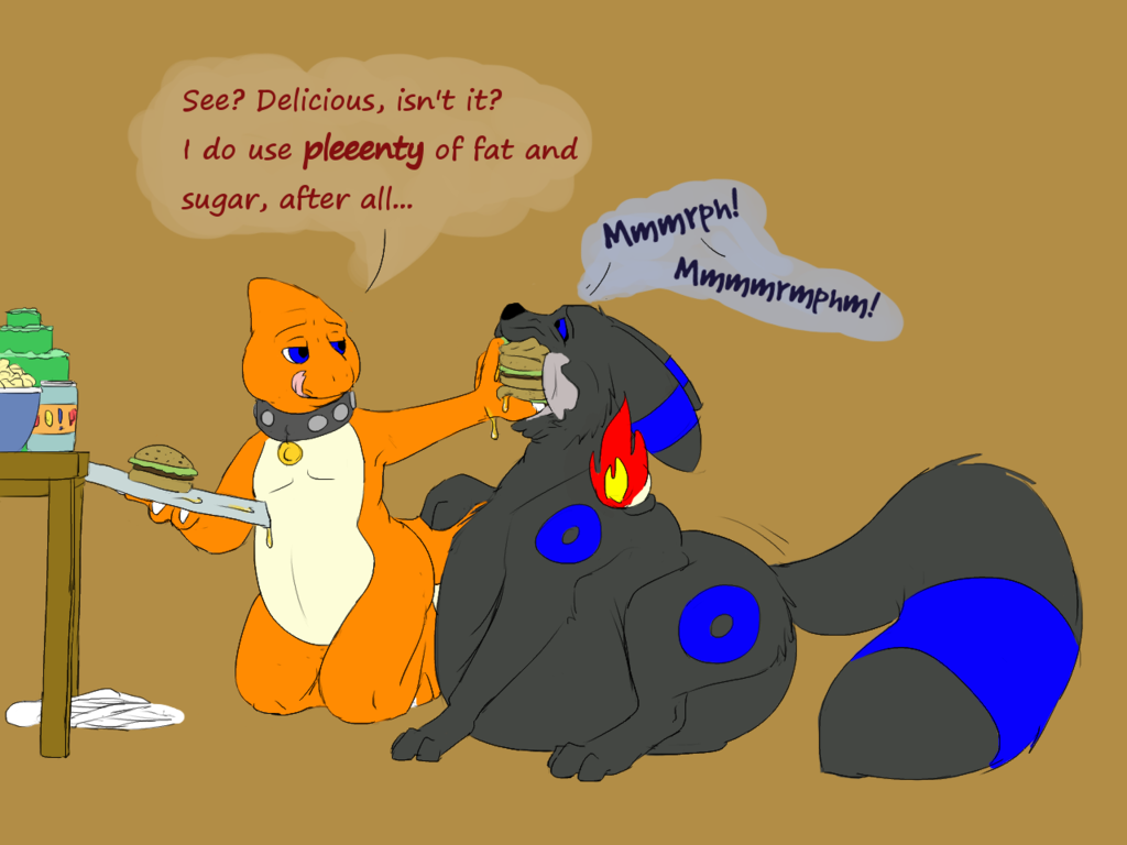 How to Properly Stuff an Umbreon: Part 5 (REMAKE) - by IF