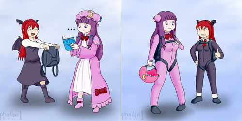 Patchouli the Skydiver