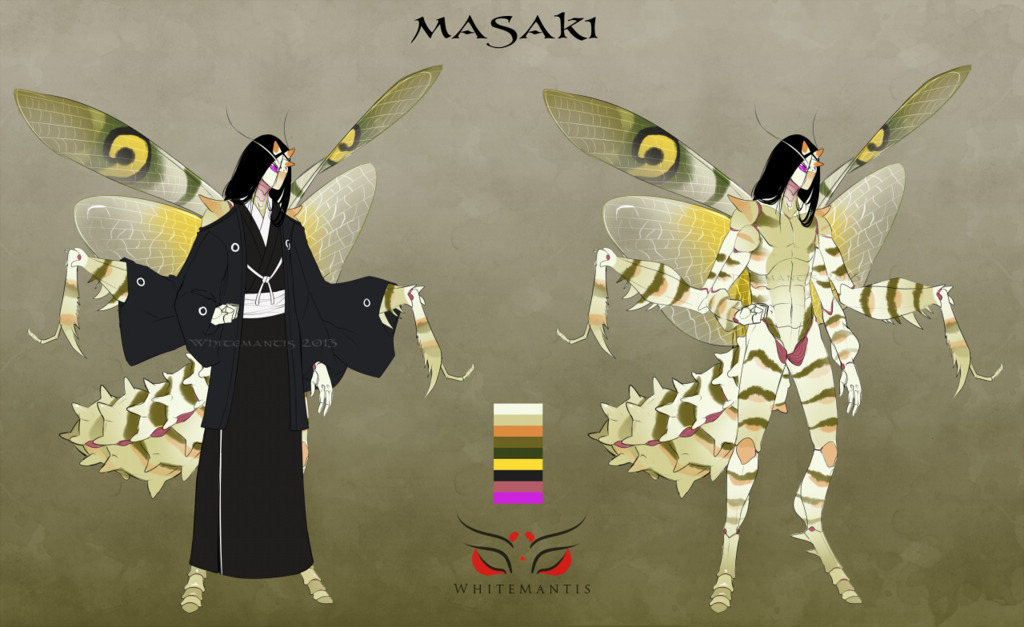 Blade Under Mask: Masaki, Apprentice Doctor