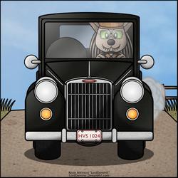 Hugo's Old Jalopy (2016)