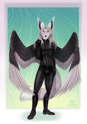 Catsuit Daryil by Lady Chimaera