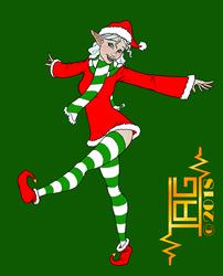 Merry Christmas Elf 2018