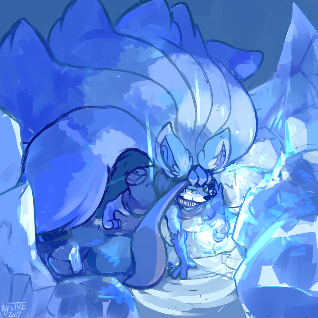 Featured image: Iceburster Samui!