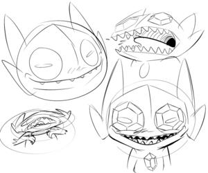 Sableye Sketches
