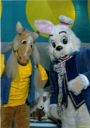 Happy Easter Everyone - Guess Who?