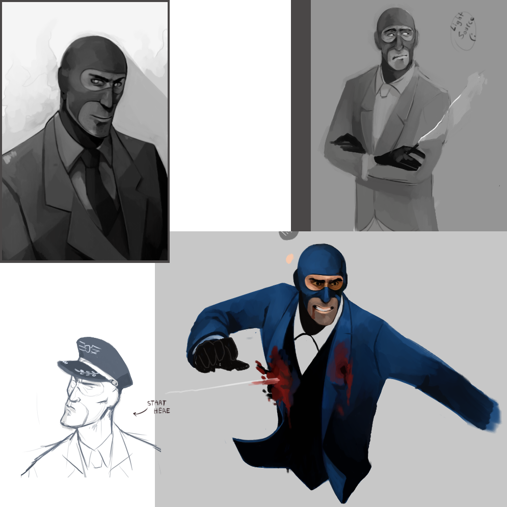 Most recent image: omg too many spy