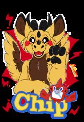 Badge: Chip
