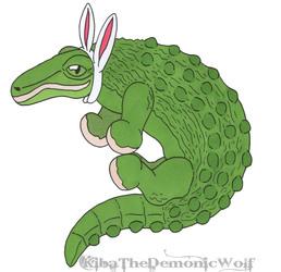 Easter Gator