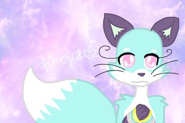Freya, such a cutie pie