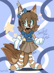 Jennifer the fox