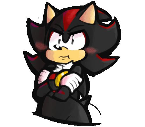 Shadow Bust Sketch