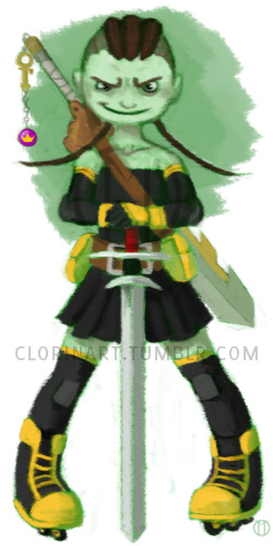 Blade Princess