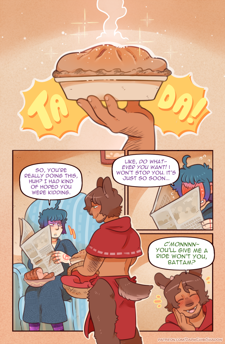 Most recent image: Solanaceae - Prologue Chapter 2 - Page 19