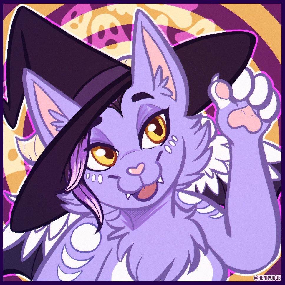Anjuliette Halloween Icon