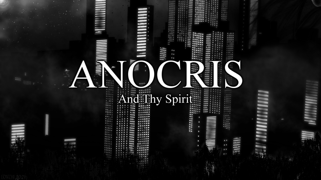 ANOCRIS - And Thy Spirit [TITLE]