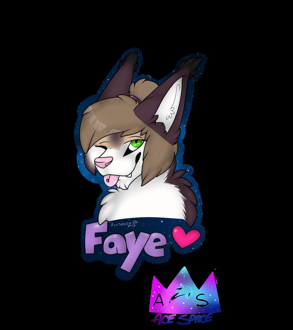 faye badge