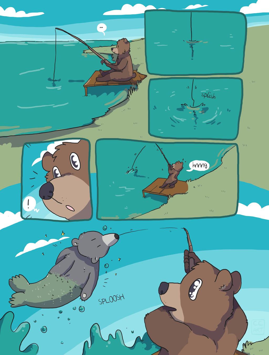 Merebear [comic]