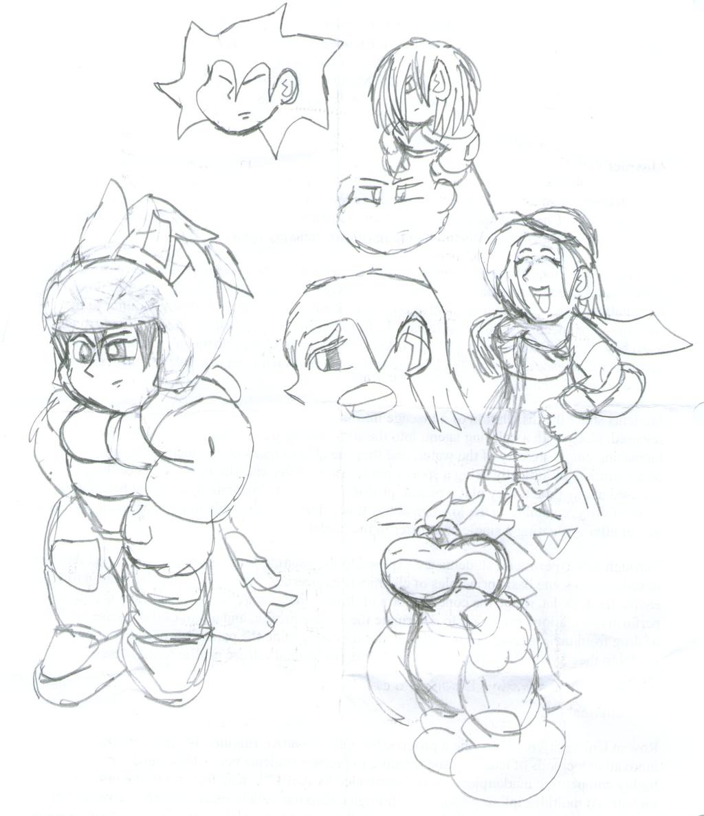 2004: Drunken Yoshi and More